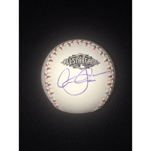 Photo of 2011 All-Star Baseball Autographed by Carlos Quentin