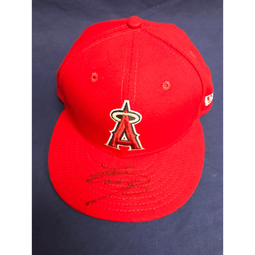 Photo of Shohei Ohtani Autographed Cap