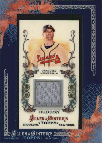 Photo of 2011 Topps Allen and Ginter Relics #TH Tim Hudson