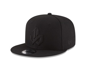 Toronto Blue Jays Jose Bautista Design Black Snapback by New Era