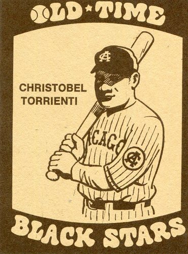 Photo of 1974 Laughlin Old Time Black Stars #18 Christobel Torrienti