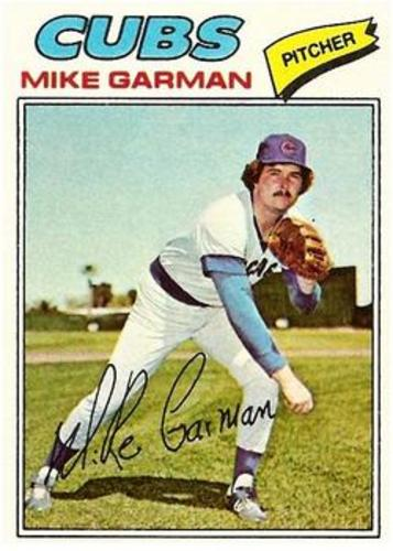 Photo of 1977 Topps #302 Mike Garman