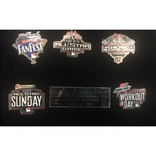 Photo of 2003 All-Star Game Pin Set