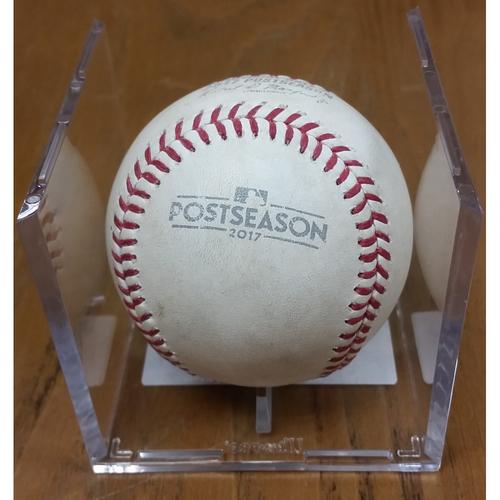 Photo of NLDS Game 5 Game-Used Baseball: Jon Jay Double