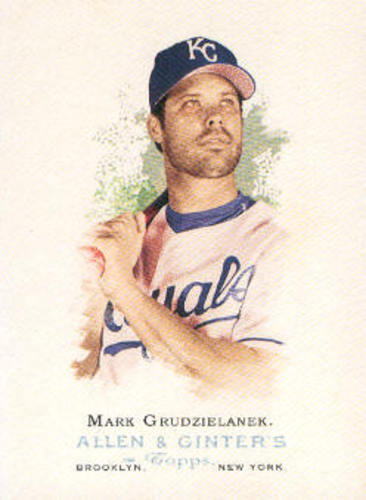 Photo of 2006 Topps Allen and Ginter #233 Mark Grudzielanek