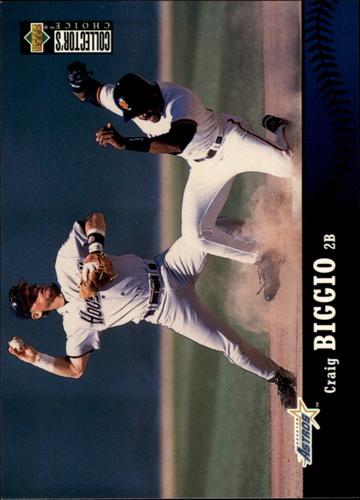 Photo of 1997 Collector's Choice #350 Craig Biggio