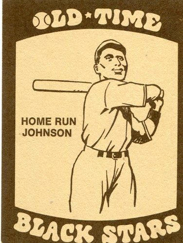 Photo of 1974 Laughlin Old Time Black Stars #22 Home Run Johnson