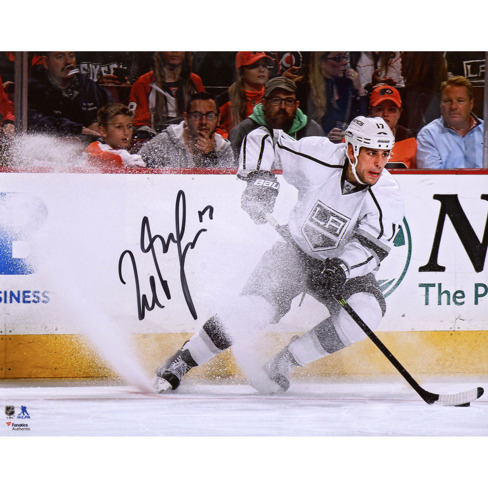 Milan Lucic Los Angeles Kings Autographed 8