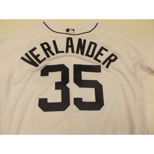 Photo of Justin Verlander Home Jersey