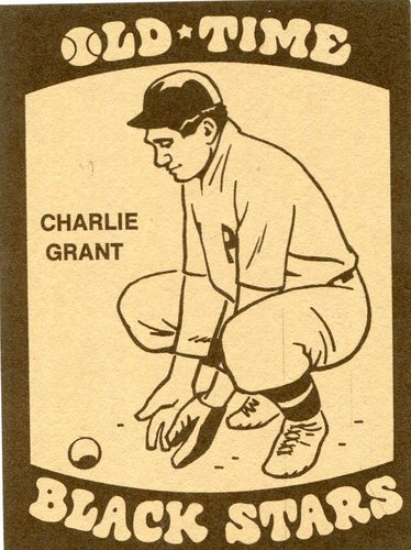 Photo of 1974 Laughlin Old Time Black Stars #23 Charlie Grant