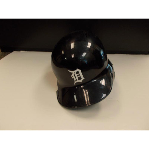 Photo of Game-Used Cameron Maybin Home Helmet