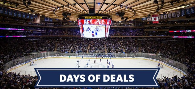 NEW YORK RANGERS HOCKEY GAME: 1/15 NY RANGERS VS. CAROLINA (2 SECTION 110D TICKETS)