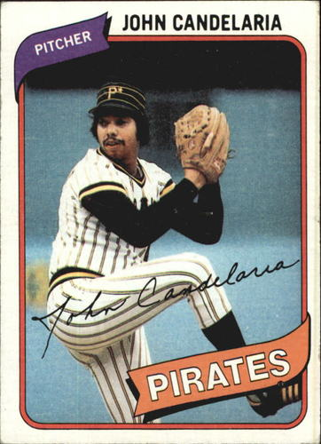 Photo of 1980 Topps #635 John Candelaria