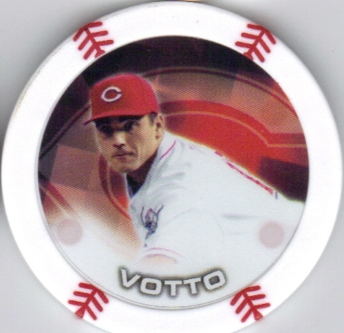 Photo of 2014 Topps Chipz #96 Joey Votto