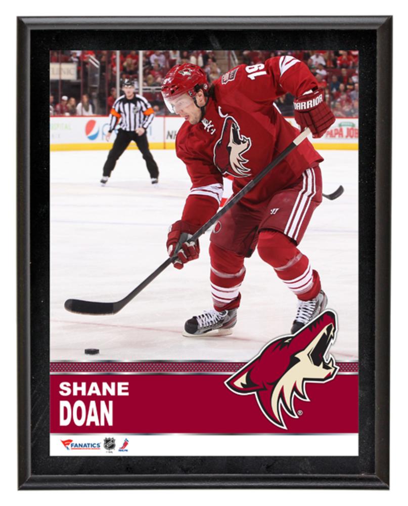 Shane Doan Arizona Coyotes Sublimated 10
