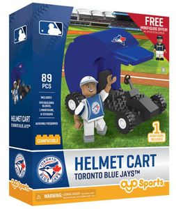 Toronto Blue Jays Helmet Cart by OYO Sports