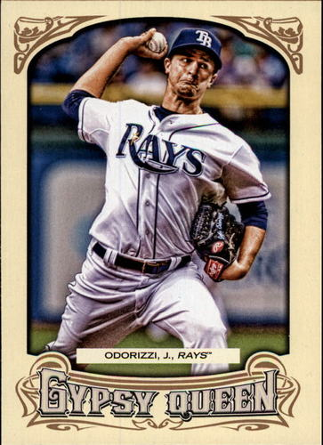 Photo of 2014 Topps Gypsy Queen #223 Jake Odorizzi