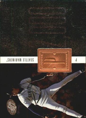 Photo of 1998 SPx Finite #211 Randy Johnson PP