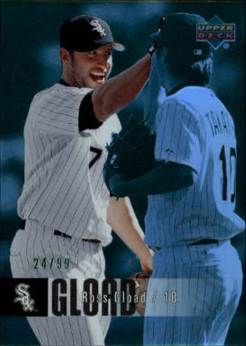 Photo of 2006 Upper Deck Special F/X Green #567 Ross Gload /99