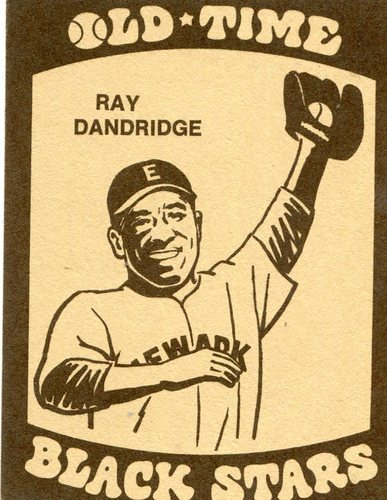 Photo of 1974 Laughlin Old Time Black Stars #26 Ray Dandridge