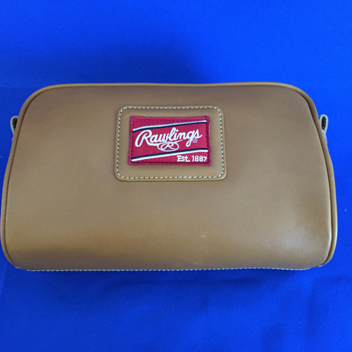 Photo of UMPS CARE AUCTION: Rawlings Premium Heart of the Hide Leather Travel Kit