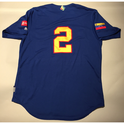 Photo of 2017 WBC: Venezuela Batting Practice Jersey, #2