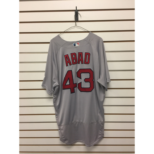 Photo of Fernando Abad Team-Issued Road Jersey