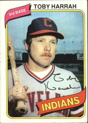 Photo of 1980 Topps #636 Toby Harrah