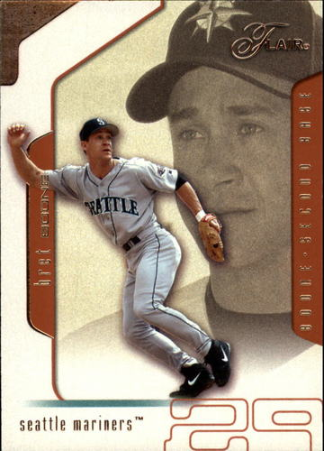 Photo of 2002 Flair #56 Bret Boone