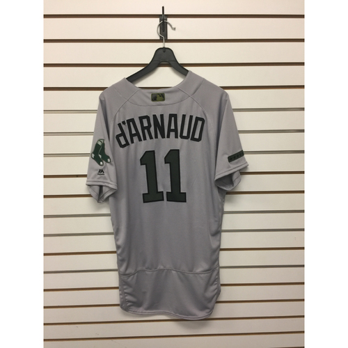 Photo of Chase d'Arnaud Team-Issued 2017 Memorial Day Road Jersey