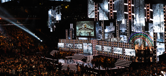 THE 61ST ANNUAL GRAMMY AWARDS® VIP WEEKEND EXPERIENCE - PACKAGE 1 of 4