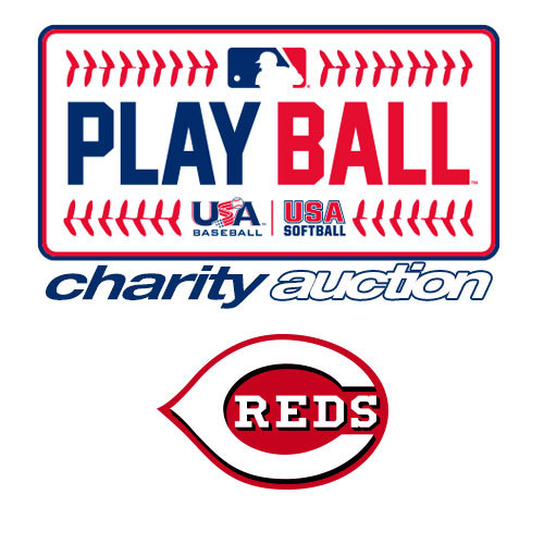 Photo of Play Ball Charity Auction: Cincinnati Reds - Honorary Captain