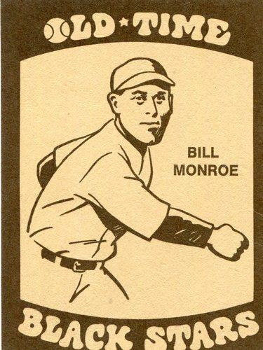 Photo of 1974 Laughlin Old Time Black Stars #31 Bill Monroe