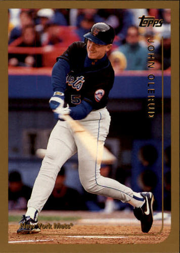 Photo of 1999 Topps #32 John Olerud