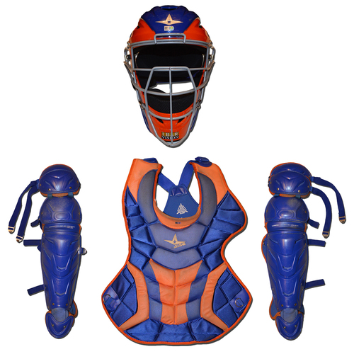 Mets Team Issued Catching Set - 2017 Season