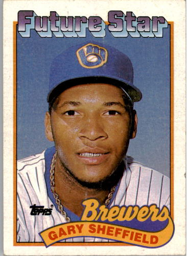 Photo of 1989 Topps #343 Gary Sheffield FS RC (Rookie Card)