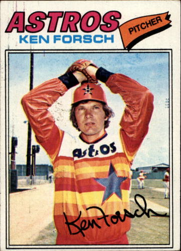Photo of 1977 Topps #21 Ken Forsch