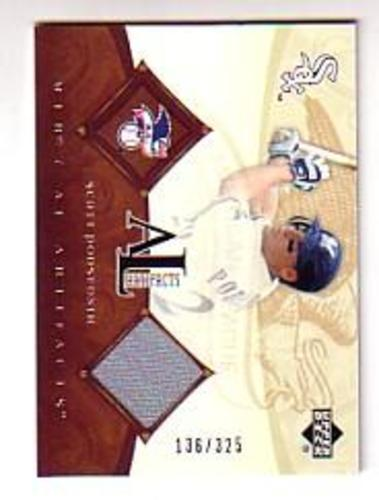 Photo of 2005 Artifacts AL/NL Artifacts #SP Scott Podsednik Jsy/325