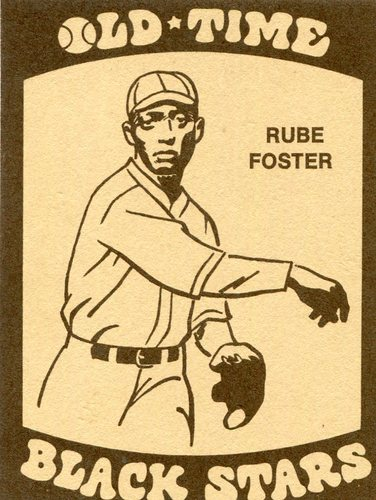 Photo of 1974 Laughlin Old Time Black Stars #35 Andrew(Rube) Foster
