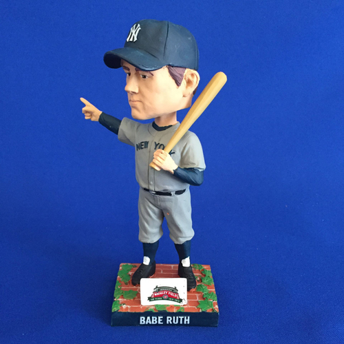 Photo of UMPS CARE AUCTION: Cubs Commemorative Bobble Head - Babe Ruth