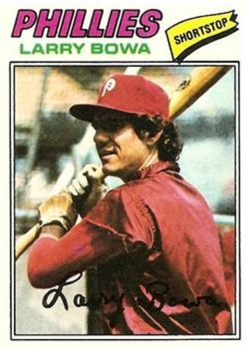 Photo of 1977 Topps #310 Larry Bowa
