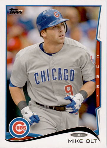 Photo of 2014 Topps #386 Mike Olt
