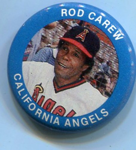Photo of 1984 Fun Foods Pins #35 Rod Carew
