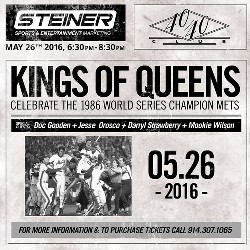 Photo of KINGS OF QUEENS, CELEBRATING 30 YEARS (METS PRODUCT PACKAGE)