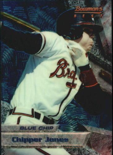 Photo of 1994 Bowman's Best #B1 Chipper Jones