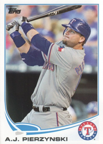 Photo of 2013 Topps Update #US165 A.J. Pierzynski