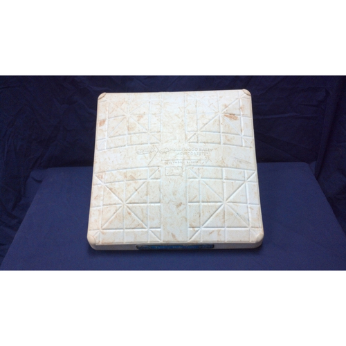 Photo of Game-Used 2nd Base - 4/15/16
