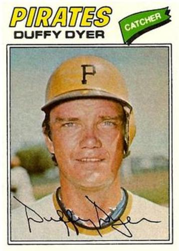 Photo of 1977 Topps #318 Duffy Dyer