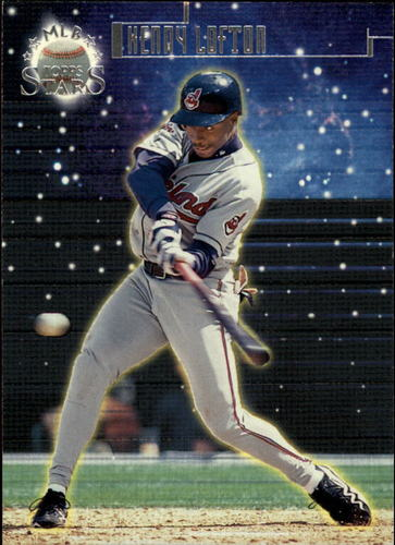 Photo of 1998 Topps Stars Silver #142 Kenny Lofton