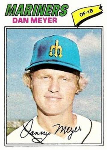 Photo of 1977 Topps #527 Dan Meyer